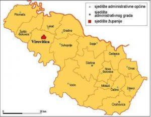 Virovitičko podravska županija